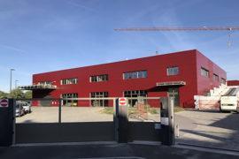 Capannone industriale Seco Arezzo